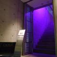もちろん3階パーティースペースへは、専用の入口からご入場頂けますので、まさしくプライベート空間!