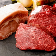 【肉料理が充実】黒毛和牛門崎熟成肉をメインに