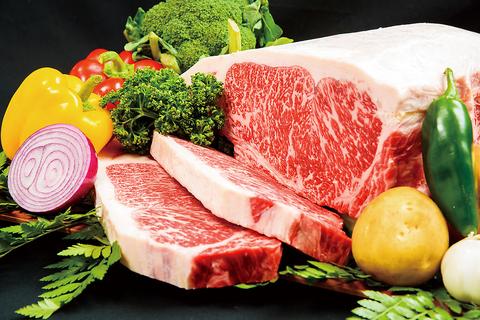 しんきん牛!高級部位食べ放題プラン 120分7,000円!【サーロイン・リブロース、特上部位含む】