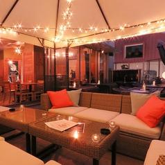 dining bar&shisha Packer's Gate パッカーズゲートの雰囲気1