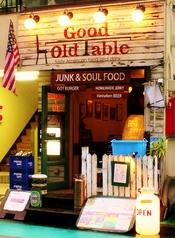 グッド オールド テーブル Good Old Tableの写真
