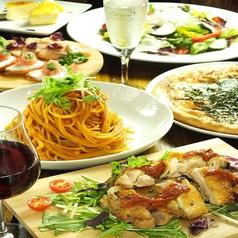 イタリアン酒場 ミドルレンジ Middle Range 札幌のコース写真