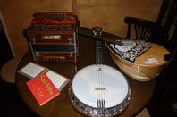 アイリッシュ音楽の生演奏