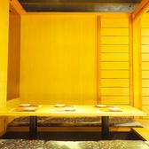◆扉付個室◆扉付なので接待、商談のお席に最適◎女子会・合コンにも!新宿駅から2分なので気軽にお立ち寄り可能!