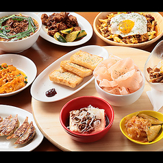 TAIWAN CAFE&BAR 台湾ケンタ コモスクエア店のコース写真