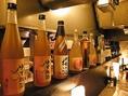 焼酎、日本酒、カクテル各種ご用意しております。
