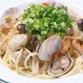 料理メニュー写真アサリとキノコの和風