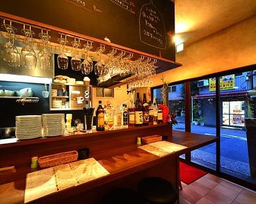イタリアンバル サルウェー Salve 名古屋駅店の雰囲気1