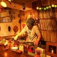 【貸切特典】プロジェクター・マイク・DJブース・LIVE機材貸し出し無料♪