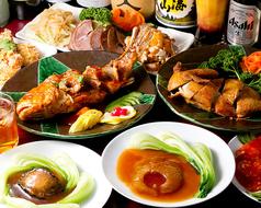 本場中国家庭料理 金龍園の写真