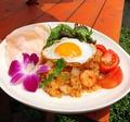 料理メニュー写真インドネシアの焼き飯ーナシゴレンー(辛さ1)