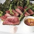 料理メニュー写真牛赤身のシュラスコ《Brazilian churrasco》