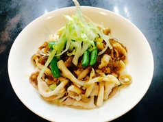 中国料理 芝蘭のおすすめランチ1