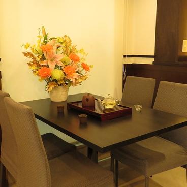 china cafe&restaurant 膳坊の雰囲気1