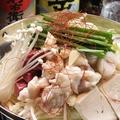 料理メニュー写真鹿児島県産牛もつ鍋