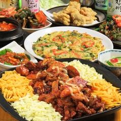 韓国料理専門店 はんあり 新大久保本店のおすすめ料理1