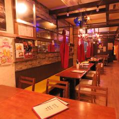 ヒノマチ食堂の雰囲気1