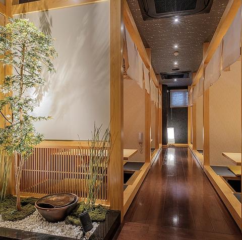 季節料理×お酒 結い-yui-|店舗イメージ5