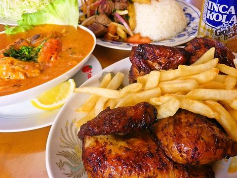 ペルー料理 レストラン