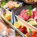 岡山を愛する店主が岡山県産食材を中心にご提供。岡山の地酒とご一緒にご堪能あれ!