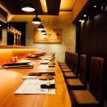 紀州山海料理 愚庵 丸ビル 丸の内店の雰囲気1