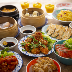 Chinese BAR TARI TARIのコース写真