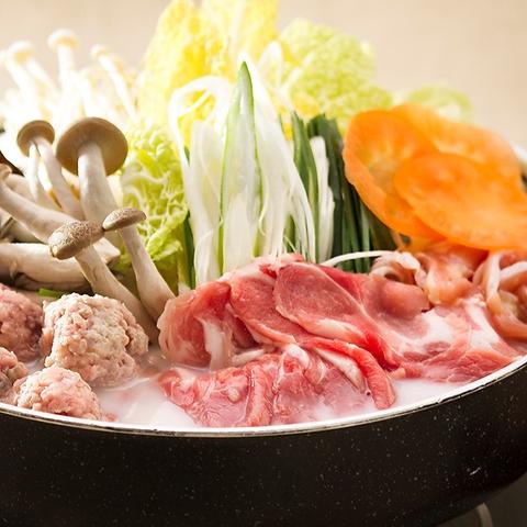 豚肉の最高級ブランド『瑞穂の芋豚』。茨城県産の新鮮なお肉だけを使用しています。