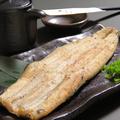 料理メニュー写真浜名湖うなぎの白焼き(半分/一匹)