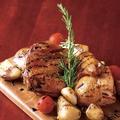 料理メニュー写真ローストチキンのロースマリー風味《Rosemary roasted chicken》