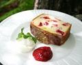 料理メニュー写真季節のパウンドケーキ
