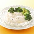 料理メニュー写真あわびのクリーム煮 トリュフ風味