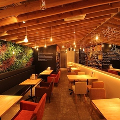 CHINCHOGE CAFE/BARの雰囲気1