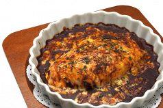 オムライス チーズ&デミの写真