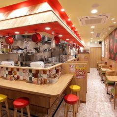 太陽のトマト麺withチーズ 三宮駅前店の写真