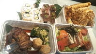 Take out 始めました。