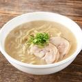 料理メニュー写真■濃厚鶏白湯ラーメン