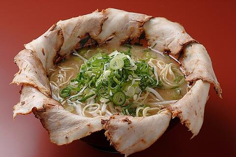希望軒こだわりのスープと麺!一度食べたらまた来たくなる!