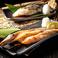 料理メニュー写真本日の焼き魚