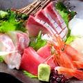 料理メニュー写真お刺身盛り合わせ(5種盛り)
