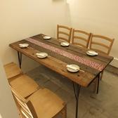 2Fは全席個室、16名席×1部屋、6名席×5部屋、4名席×5部屋、2名席×1部屋の合計66席ございます!