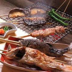 片町 酒場 囲炉裏の竜のおすすめ料理1
