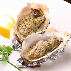 料理メニュー写真牡蠣の香草パン粉焼(2コ)