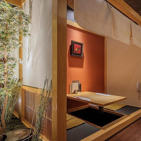 季節料理×お酒 結い-yui-|店舗イメージ3