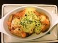 料理メニュー写真ポテト明太チーズ