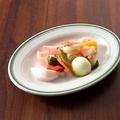 料理メニュー写真自家製野菜のピクルス