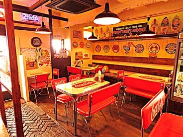 Brother'sdiner ブラザーズダイナー Hamburgers&Steaks ハンバーガー&ステーキの雰囲気1
