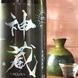 約30種類の日本酒が飲み放題に含まれる【懐石コース】
