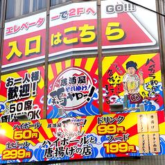 それゆけ!鶏ヤロー 東十条店の外観1