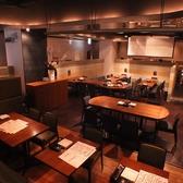 イタリアン魚酒場 オルガニコ 静岡の雰囲気3