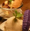 料理メニュー写真ブルーシールアイス